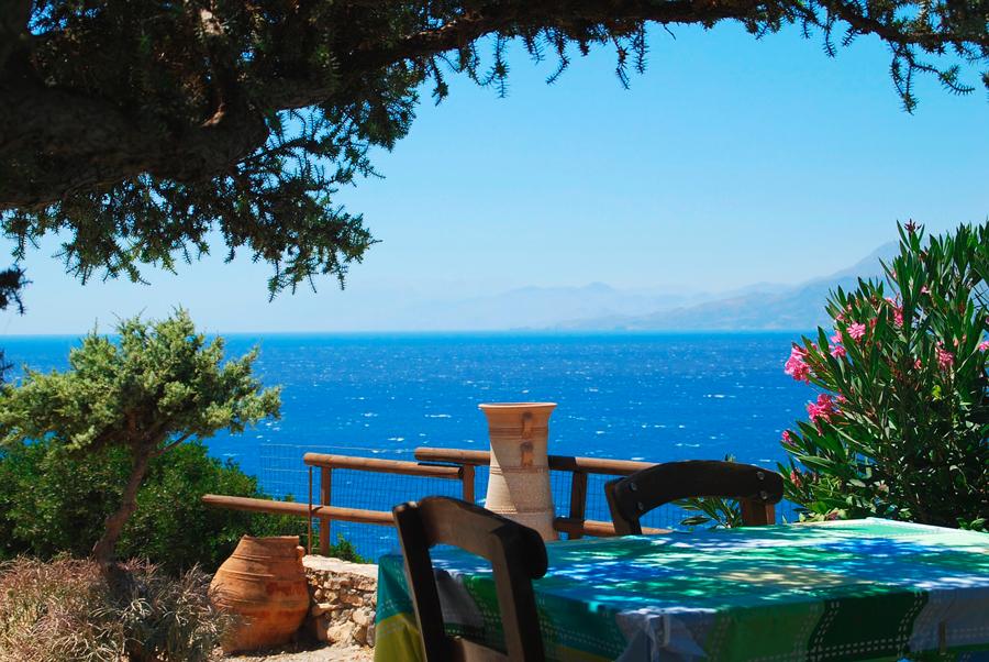 7 restaurantes con vistas al mar en mallorca mallorca for Bistro del jardin mallorca